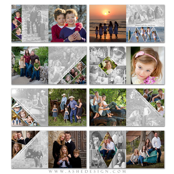 12x12 Photo Book | Pennant pages
