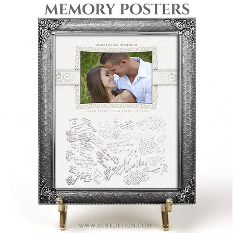 Memory Posters 16x20 | I Do