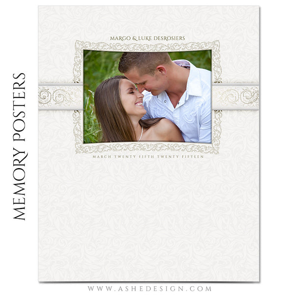 Memory Posters 24x30 | I Do