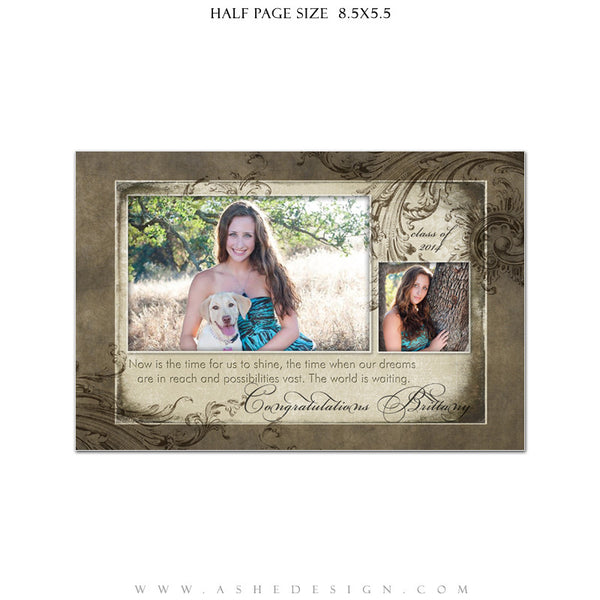 Catherine Alise Yearbook Designs for Photographers