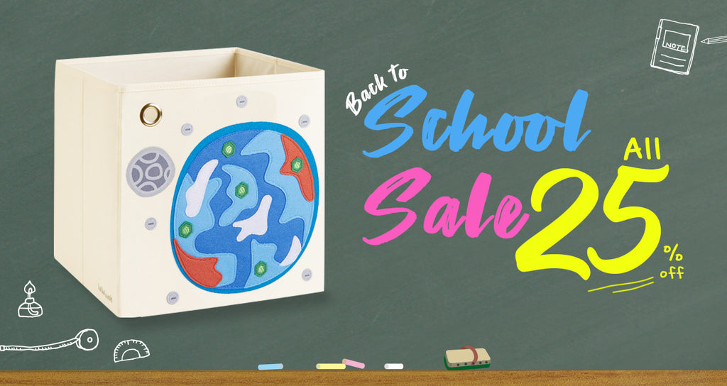 kaikai & ash Back 2 School Sale
