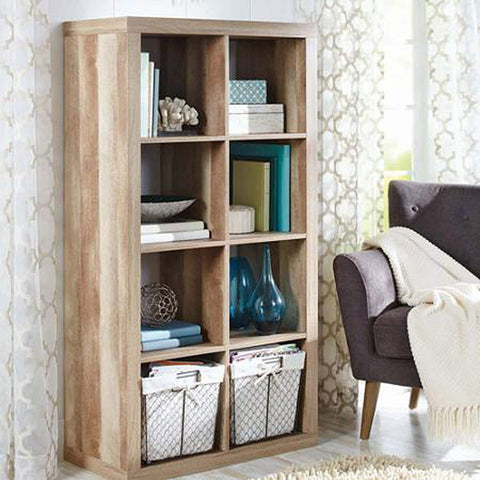 Modern Better Homes & Garden 8-Cube Bookshelf