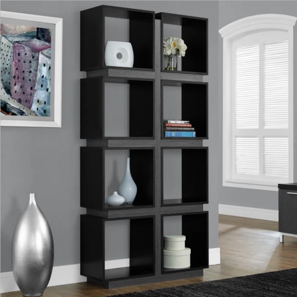 Monarch 71 in. Bookcase
