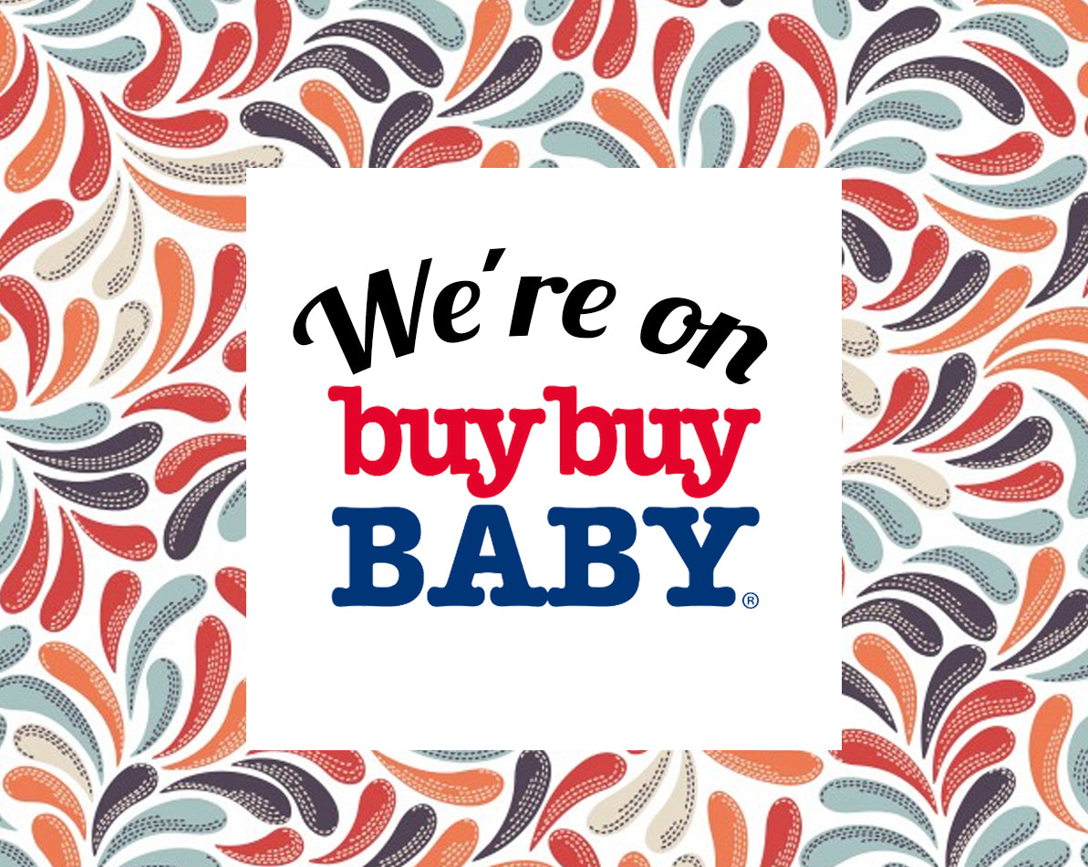 We're a Featured Brand on buybuyBaby