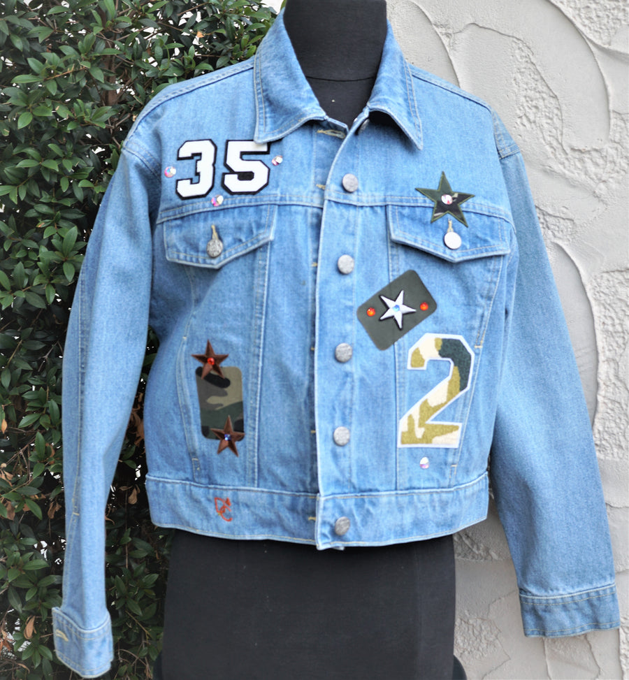 Denim Jacket Ladies