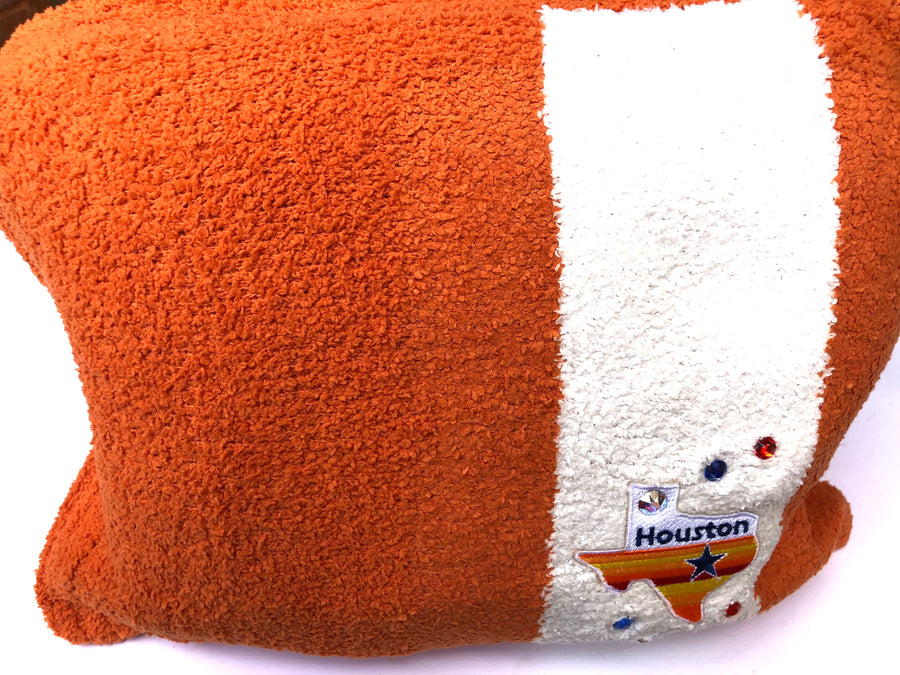 Astros Throw Blanket