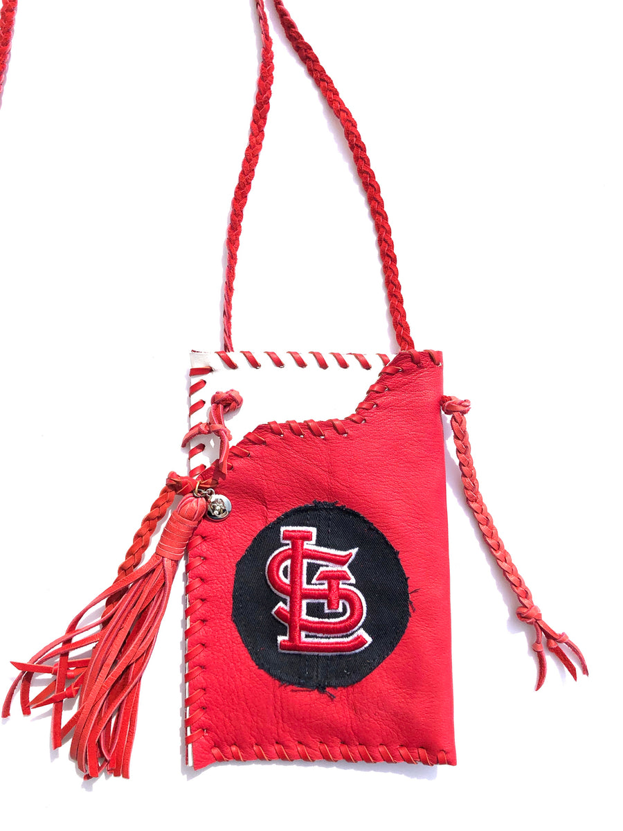 Hyde Me Red Purse