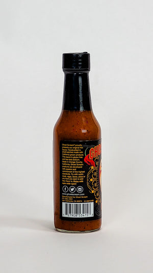 ghost scream original hot sauce description