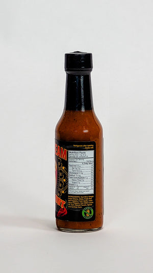 ghost scream original hot sauce nutrition information