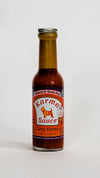 karma sauce curry karma hot sauce label