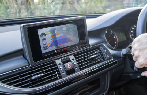 Audi 3G (Heater Controls) Camera Integration Kit