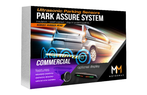 Commercial Under Mount Parking Sensors