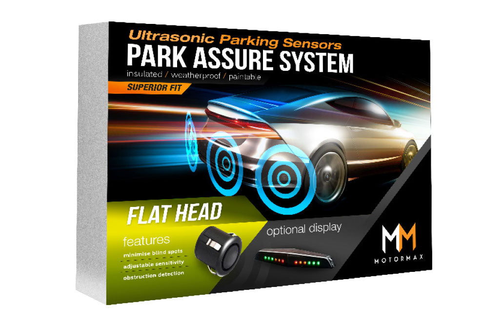 Parking Sensors Pro Set