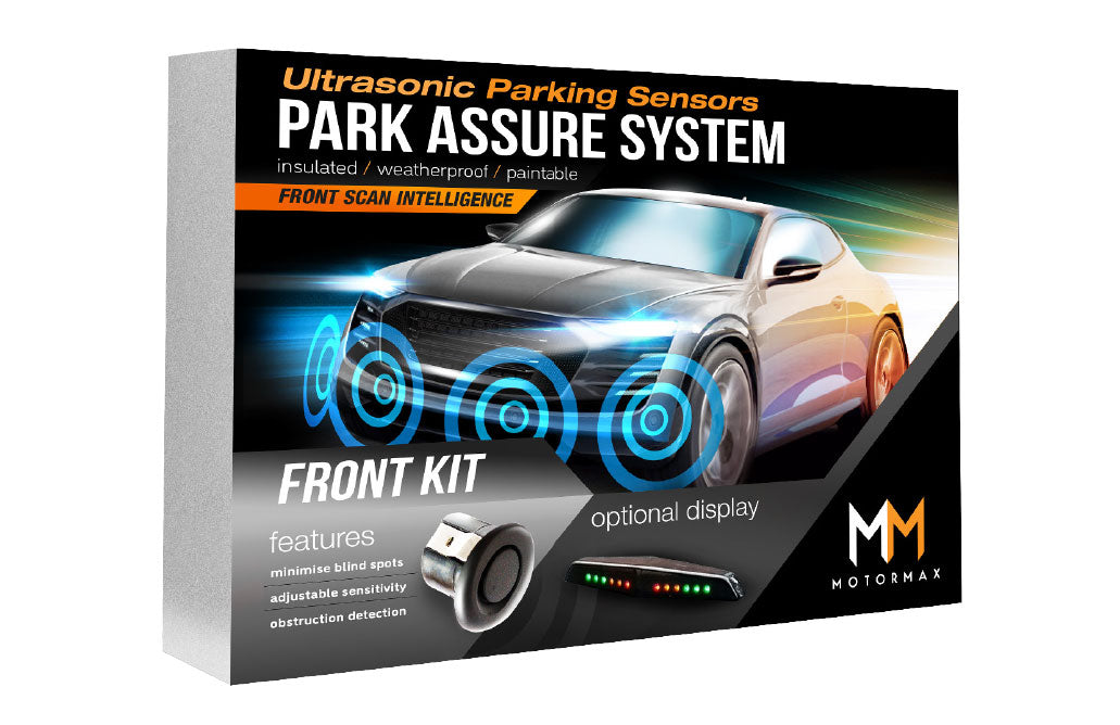 Parking Sensors Angled Front Canbus Set