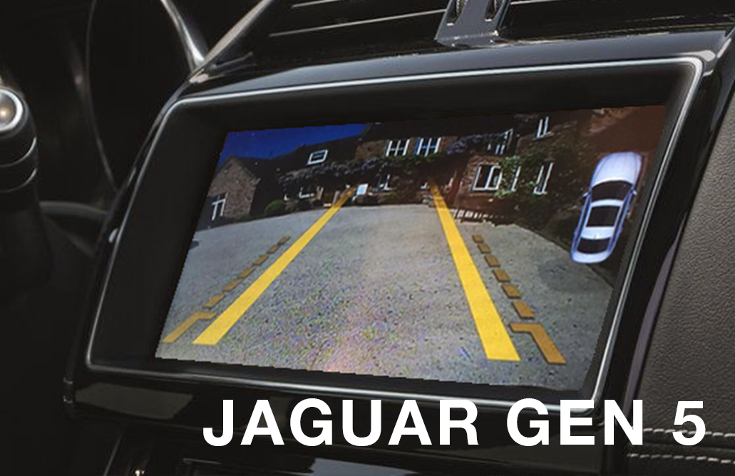 Jaguar & Land Rover Generation (IPAS) 5 Camera Integration Kit - Motormax