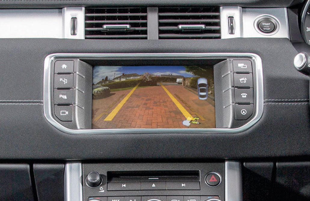 Jaguar & Land Rover Generation 4 (IPAS) Camera Integration Kit