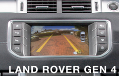 Jaguar & Land Rover Generation 4 Camera Integration Kit - Motormax