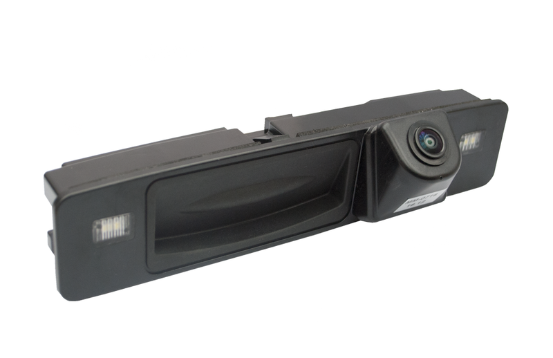 Ford Focus Reversing Camera-motormax