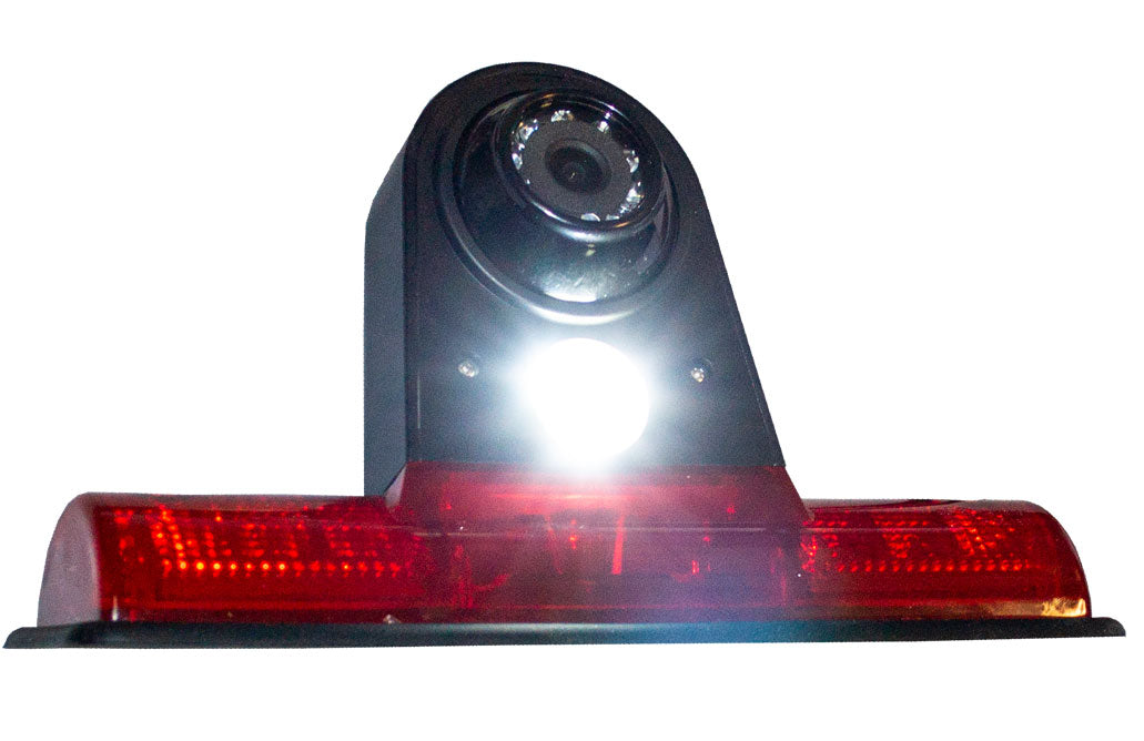 Universal Brake Light Reversing Camera