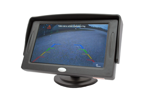 "4.3"" Dash Mounted Monitor"