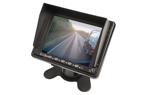 "7"" Dash Mounted Monitor"