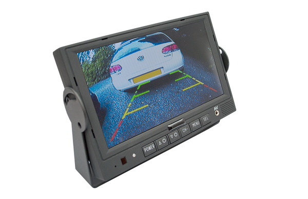 "7"" Dash Mounted Monitor (Triple Trigger) (AHD)"