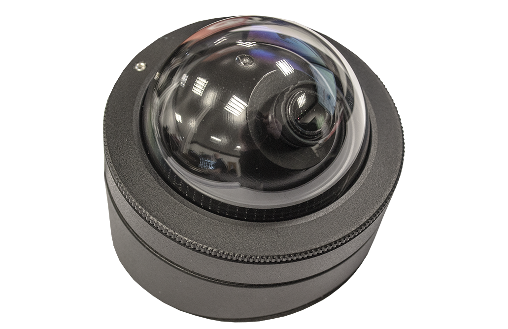 AHD Forward Facing Dome Camera