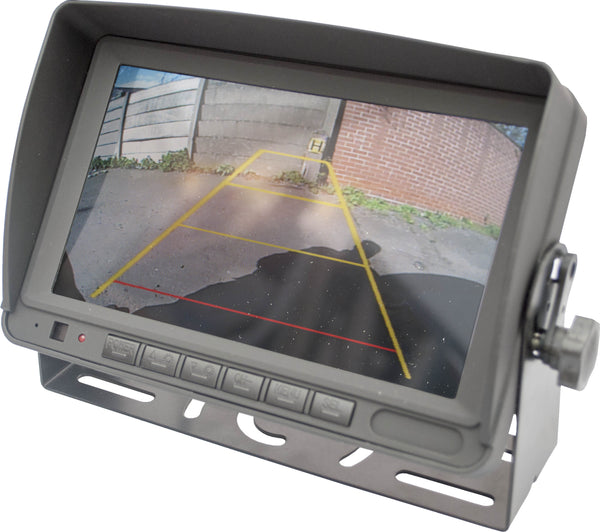 "AHD 7"" Dash Mounted Monitor"