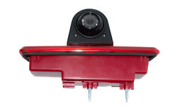 Vauxhall Vivaro & Renault Trafic Brake Light Reversing Camera