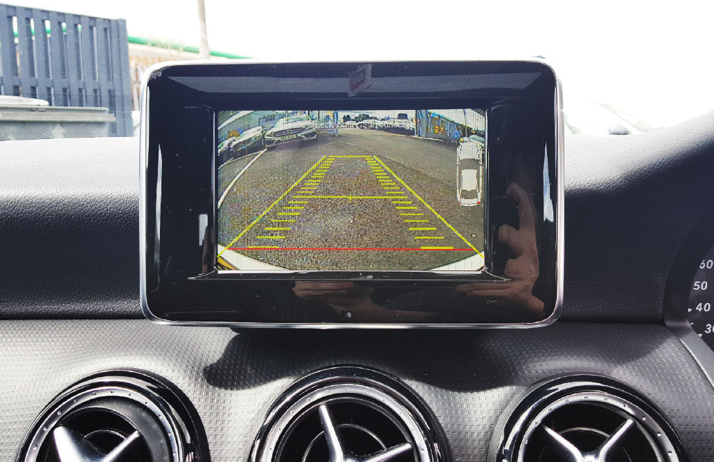 Mercedes NTG 4.5 Camera Integration Kit