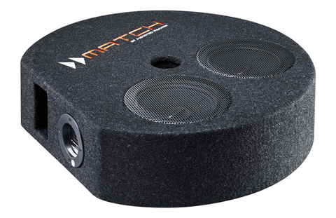 Round Vented Plug & Play Subwoofer