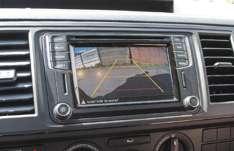 Volkswagen RGB Discovery Navigation Camera Integration Kit