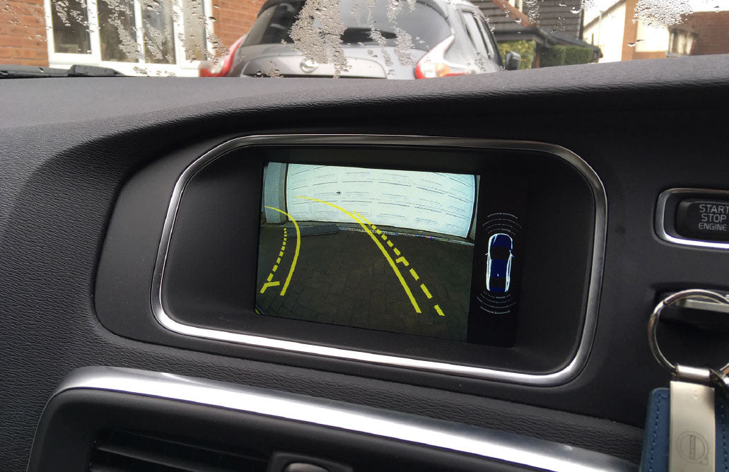 Volvo Sensus Camera Integration Kit