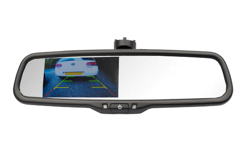 "4.3"" Ford Ranger / Ford Transit Mirror Monitor"