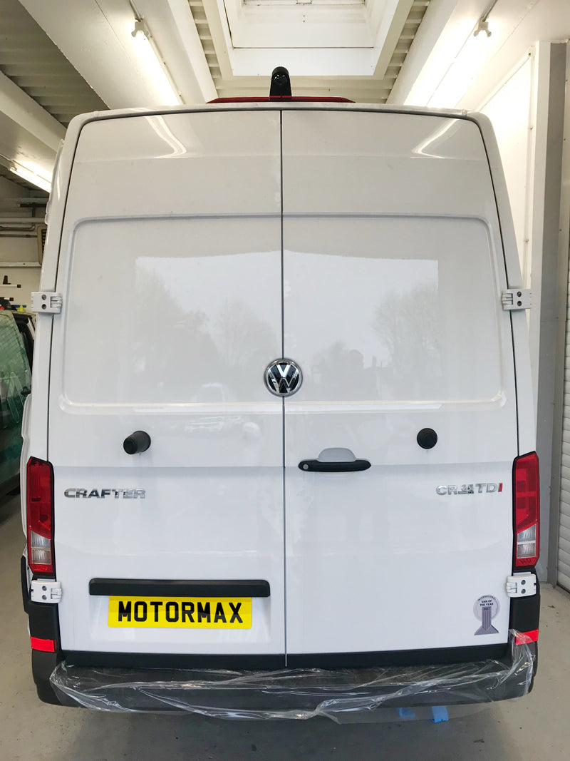 Volkswagen Crafter Brake Light Camera