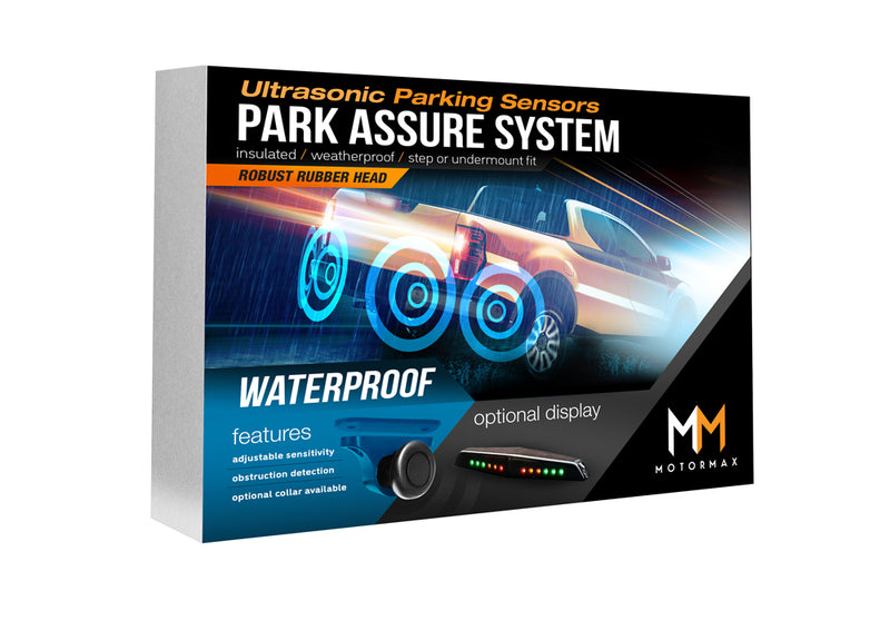 Parking Sensors Waterproof Set