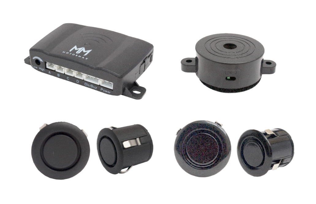 Parking Sensors Pro Set Motormax