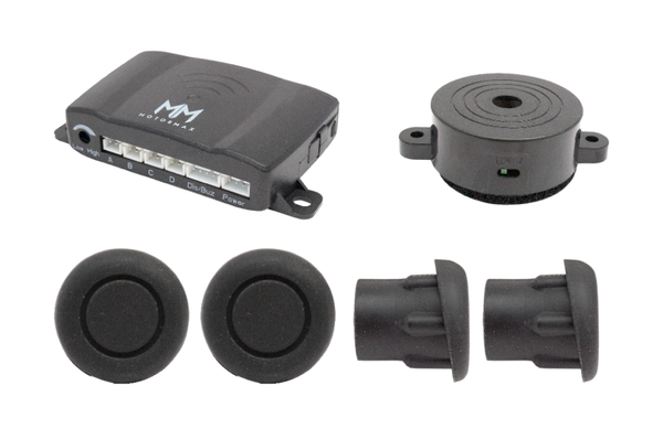 Parking Sensors Double Engage Rubber Set