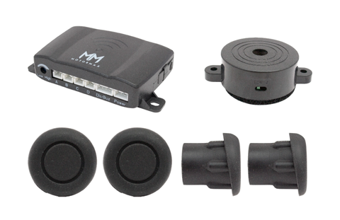 Parking Sensors Rubber Set