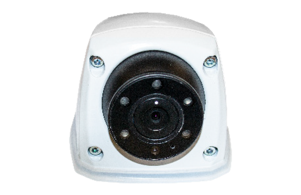 AHD Side View Camera - White