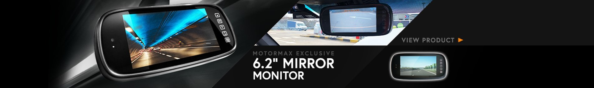 Reverse camera to interfaces from Motormax