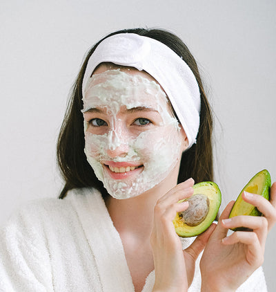 🥑 Kitchen Skincare-Avocado Peels!
