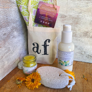 AF Foot Care Kit - The Apothecary Fairy