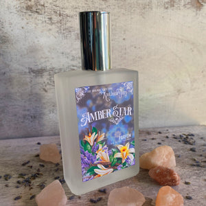 Amber Star Eau de Parfum 3.4oz - The Apothecary Fairy