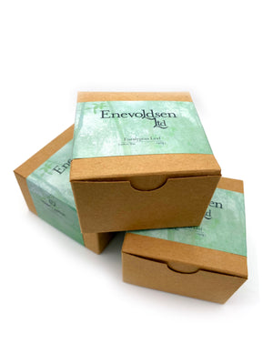 Enevoldsen Men's Eucalyptus Leaf. Lather Bar, 5oz - The Apothecary Fairy