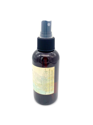 Cedar Organic Deodorant Spray 4oz - The Apothecary Fairy