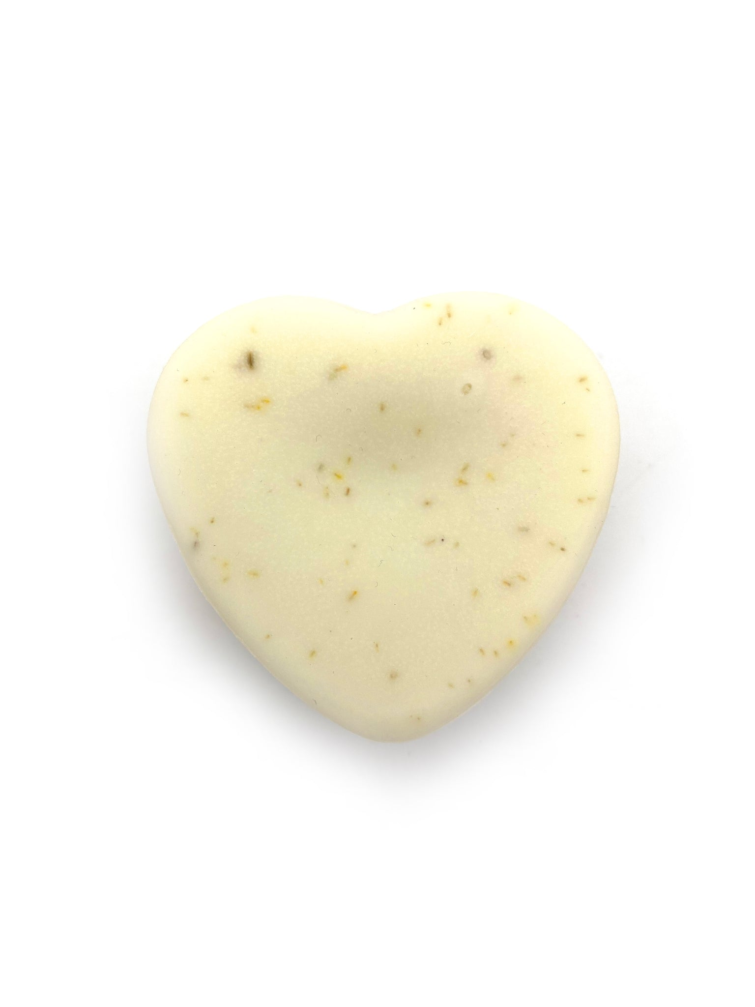Lavender Chamomile Conditioner Bar 3oz heart - The Apothecary Fairy