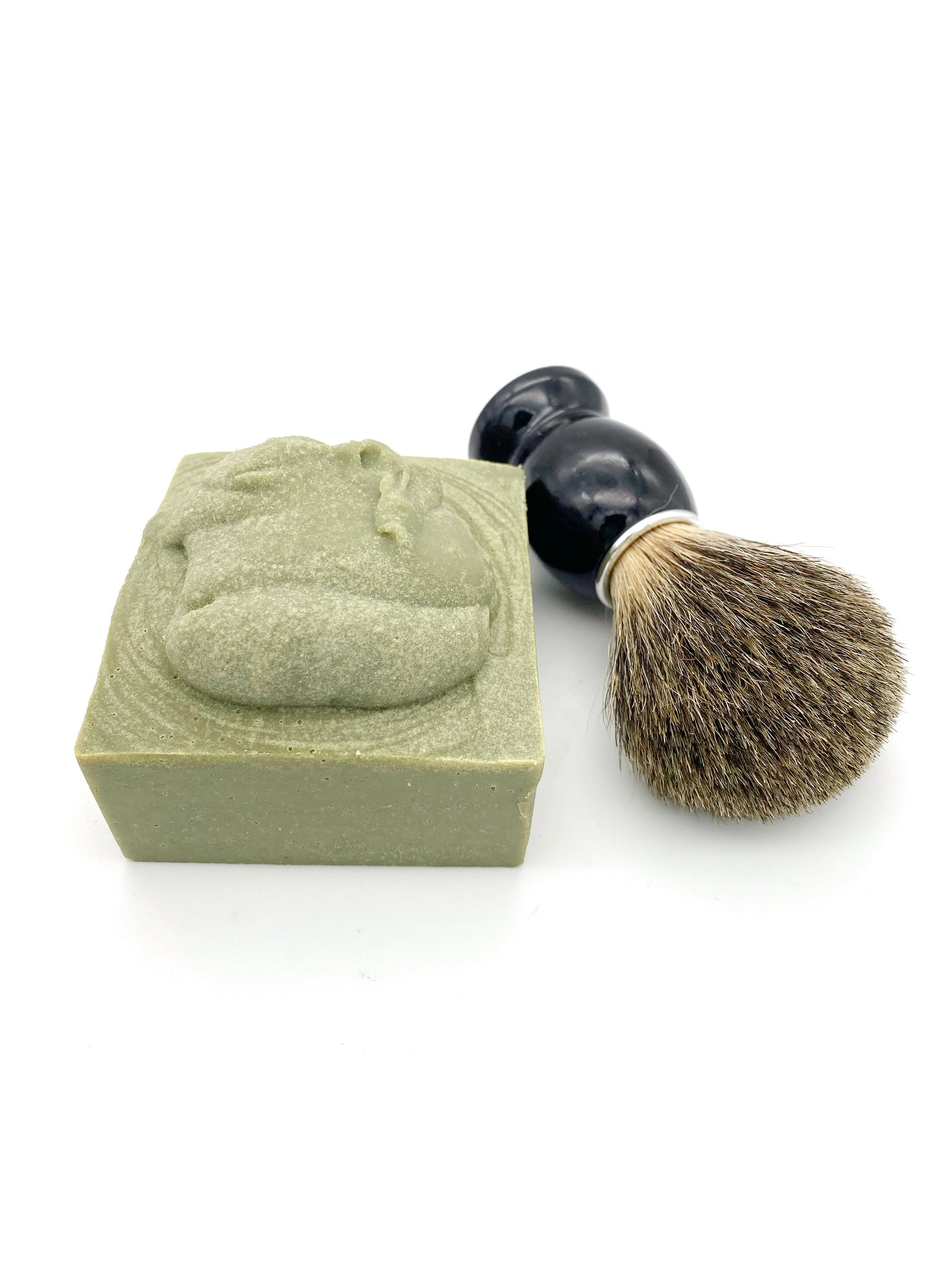 Enevoldsen Men's French Clay. Shave Bar, 5oz - The Apothecary Fairy