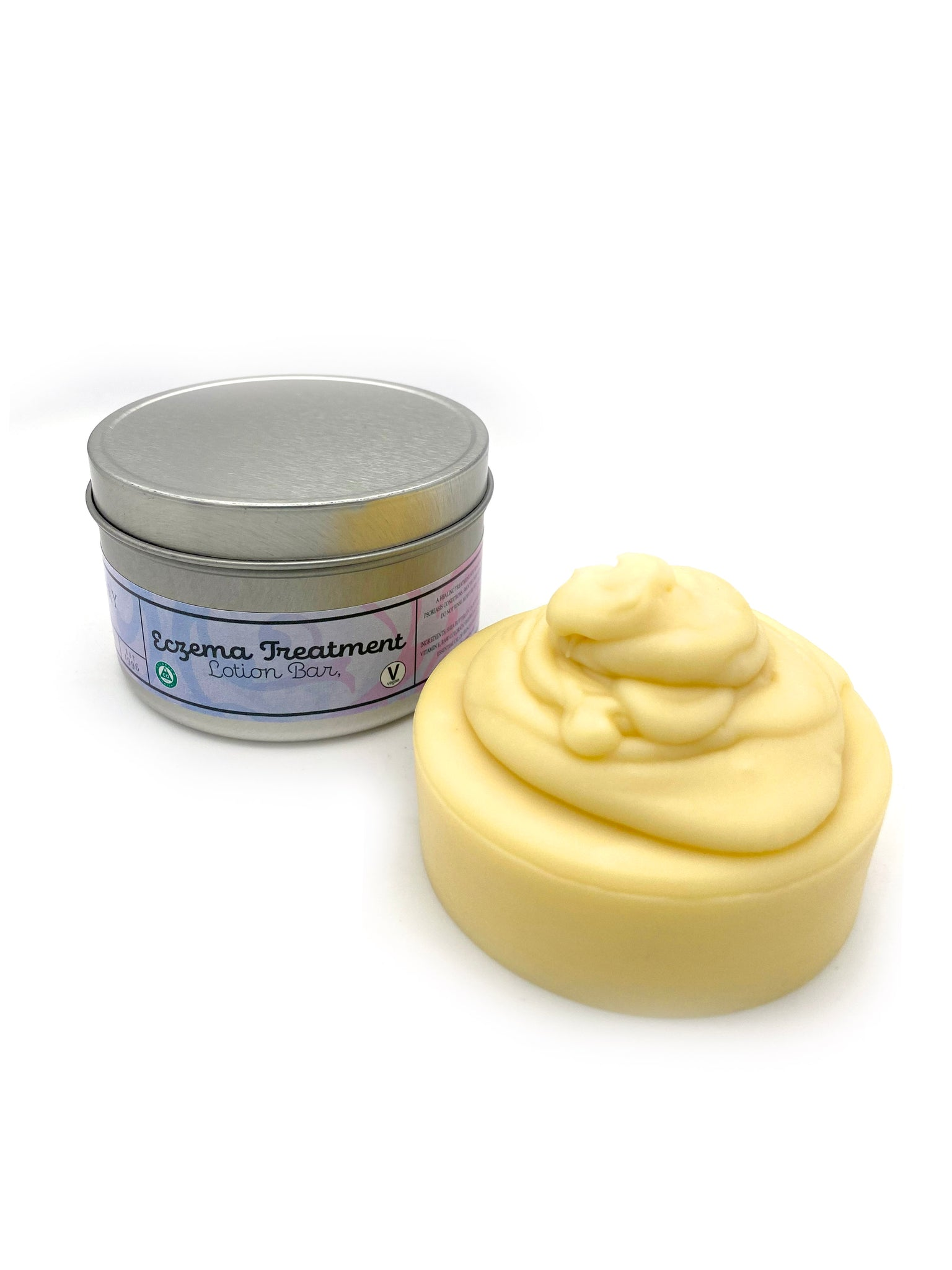 Eczema Treatment Lotion Bar 5oz - The Apothecary Fairy