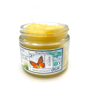 NoSkeeto Botanical Insect Repellent Salve 2oz - The Apothecary Fairy